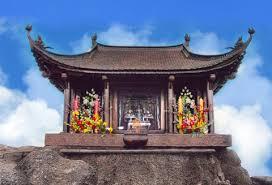 Lễ cầu phật tổ nước namChùa Đồng - Yên Tử